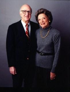 Doris y Donald Fisher
