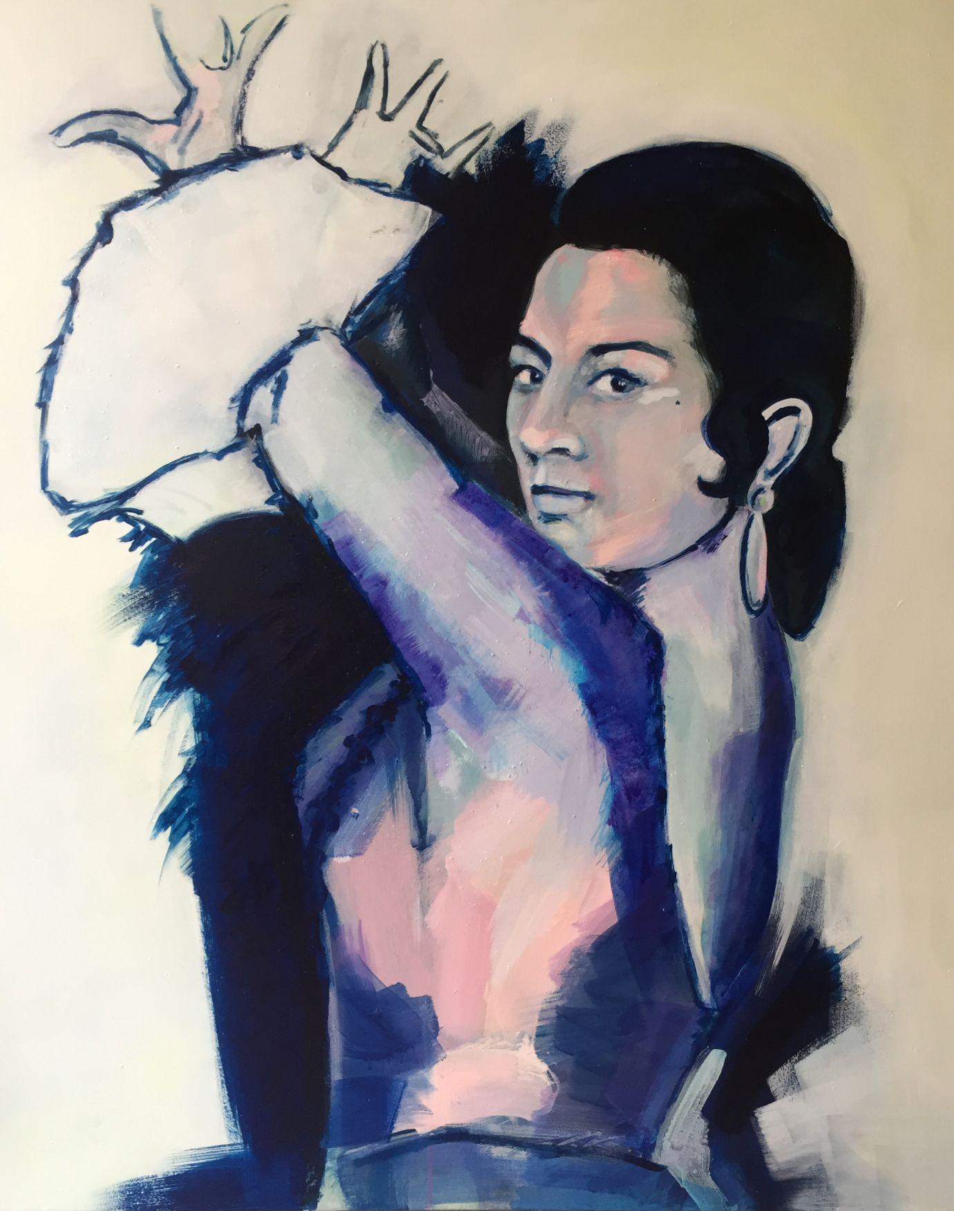 Flores (2019) - Cristina Aliste Miguel