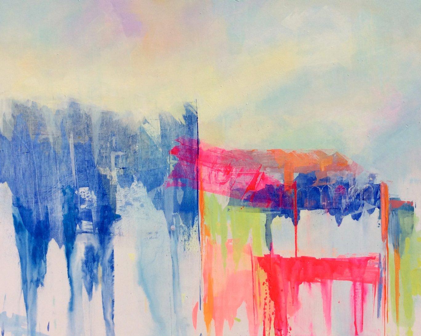 La inmensidad de la ausencia (2017) - Cristina Aliste Miguel - Cris Aliste