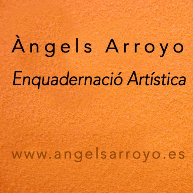 Àngels Arroyo - Encuadernación Artística