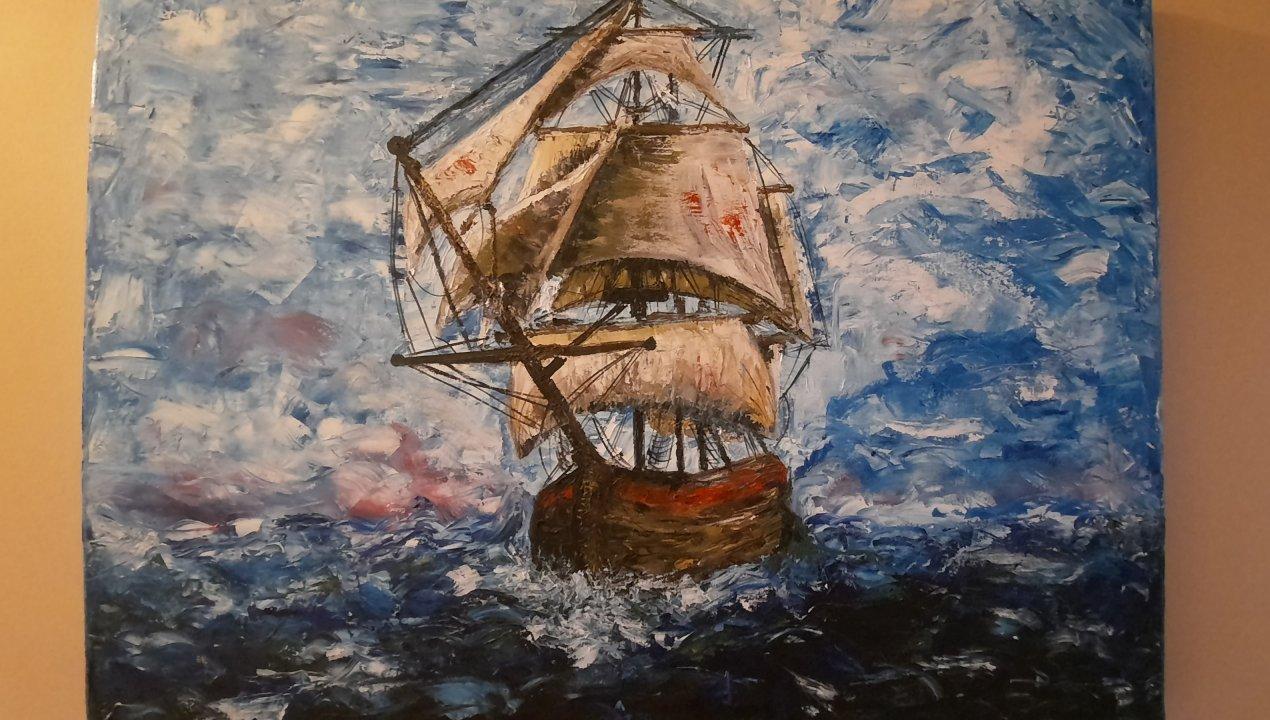 Embarcado (2018) - Daiana Fontela - DAIA