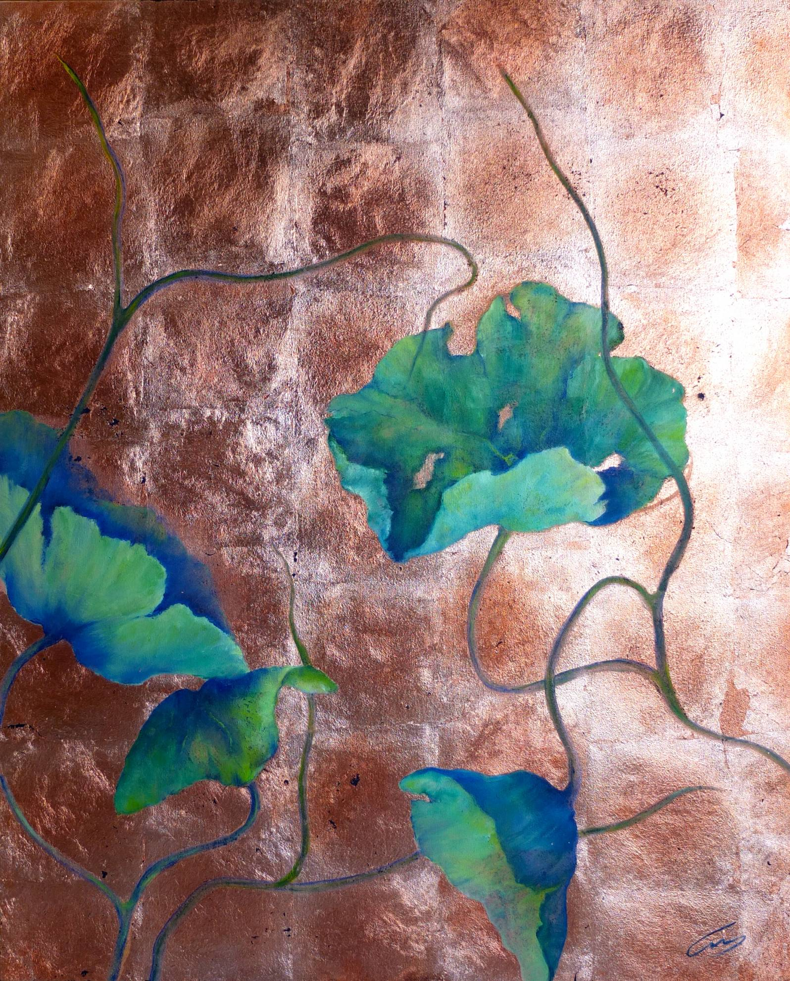 Hojas al viento (2012) - Begoña Luaces