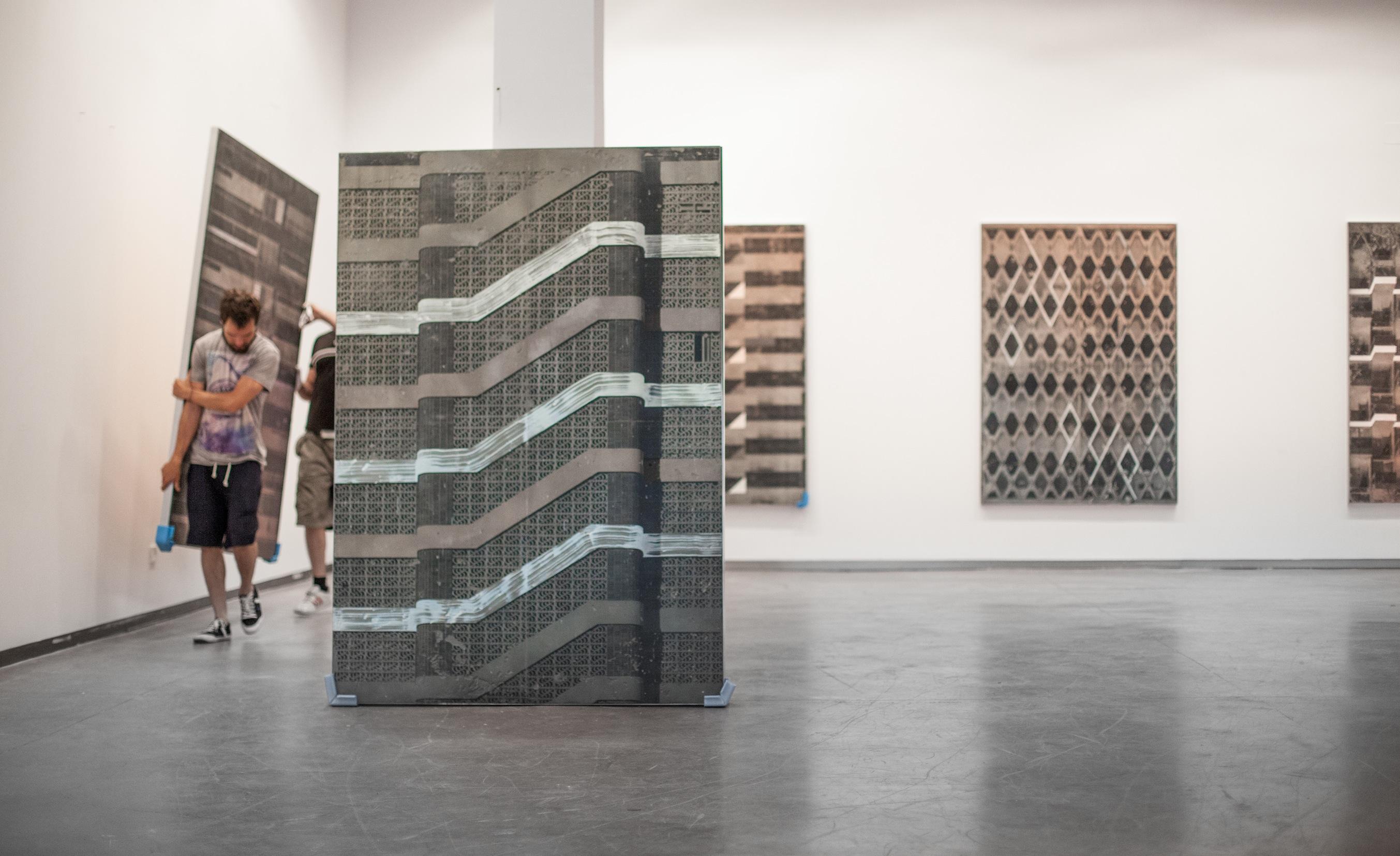 block-block-block (2014) - Keke Vilabelda