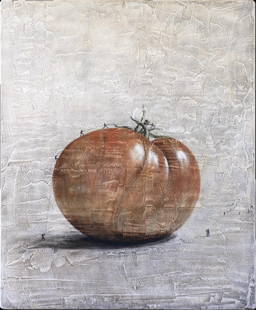 Superación colectiva - pasividad lejana (2014) - Joan Hurtado Moreno - Canano