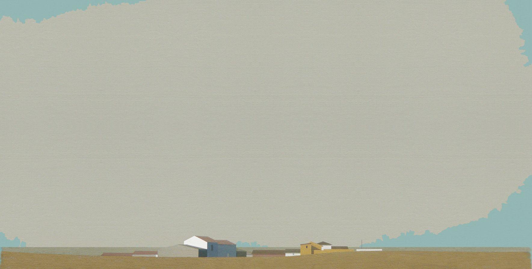 Gran nube gris (2016) - Chema Peralta