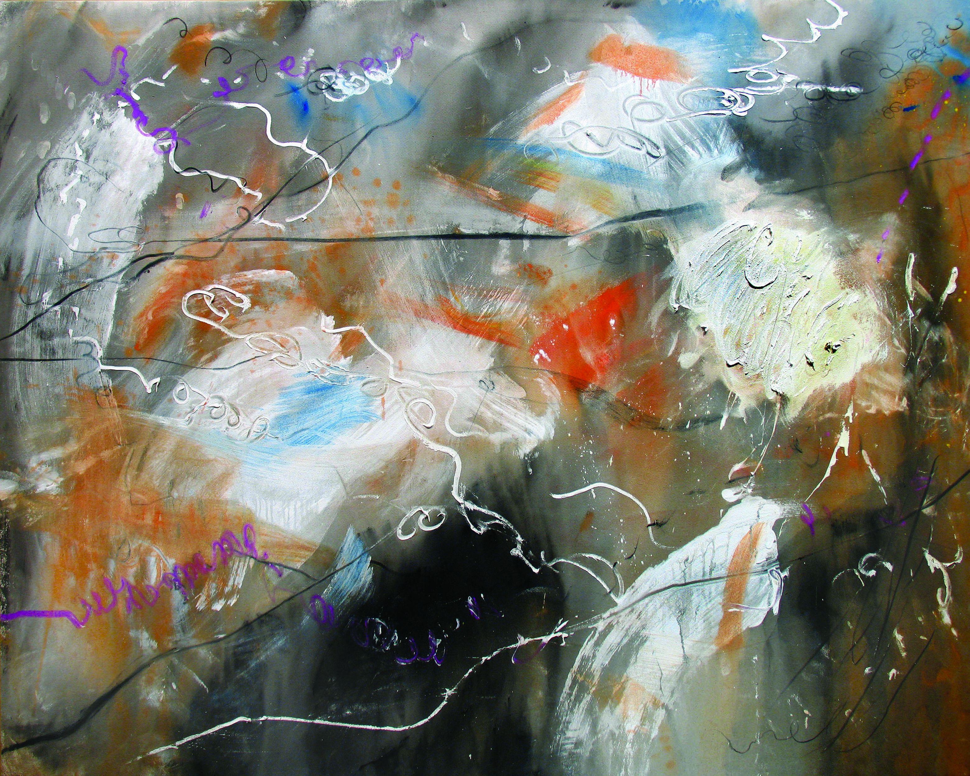 """Sagitario"" sobre ""La Constellation du Sagittaire"" de la obra musical ""Éclairs sur l'au-delà…"" de Olivier Messiaen (2008) - Arturo Martín Burgos"