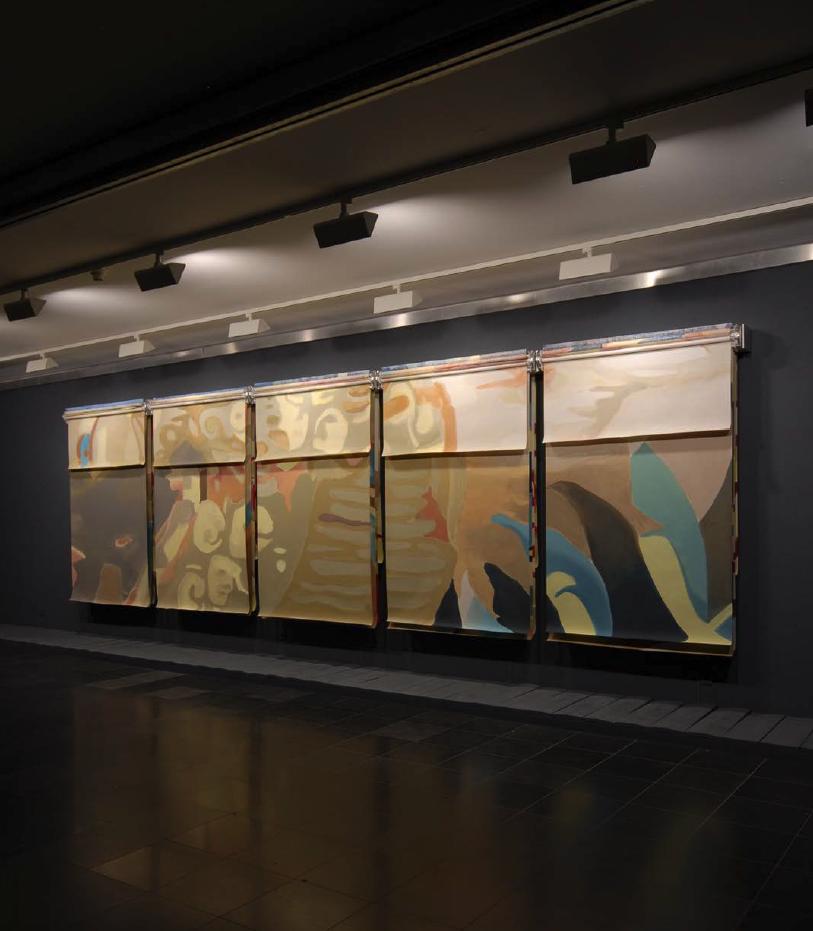 Las cinco Pleiades (2015) - Clara Montoya Vozmediano