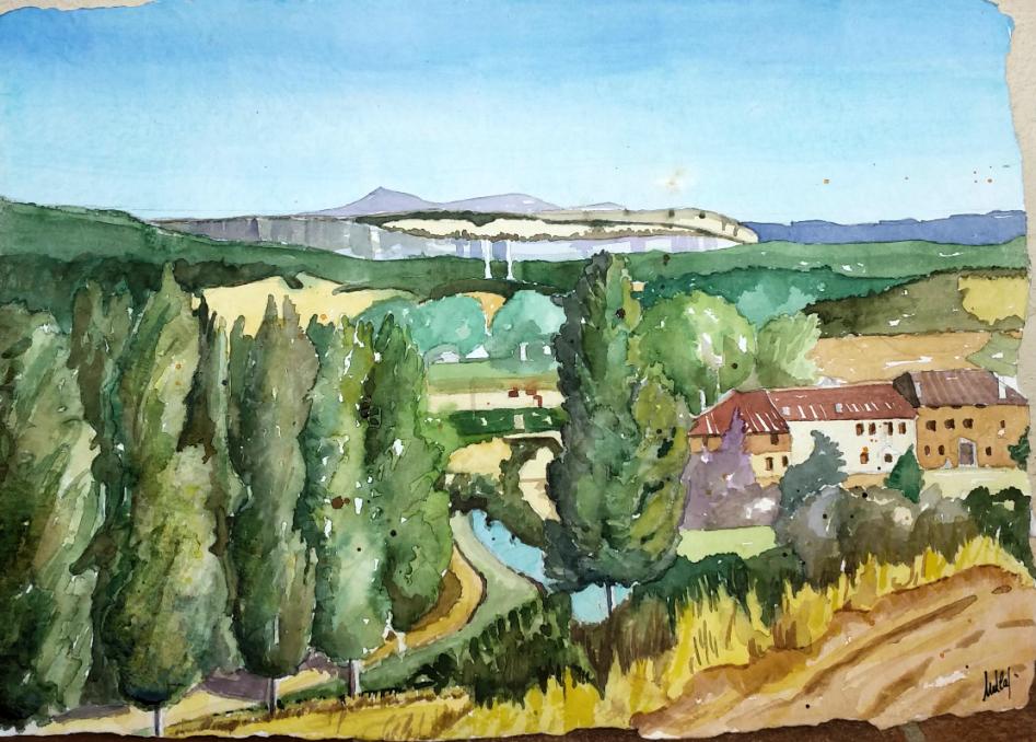 Verano Castilla IV (2016) - María Luisa Cal Montes
