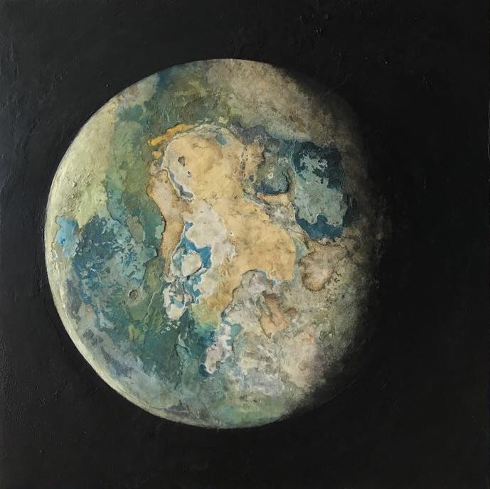 Satélite imaginario I (2018) - Zvonimir Matich