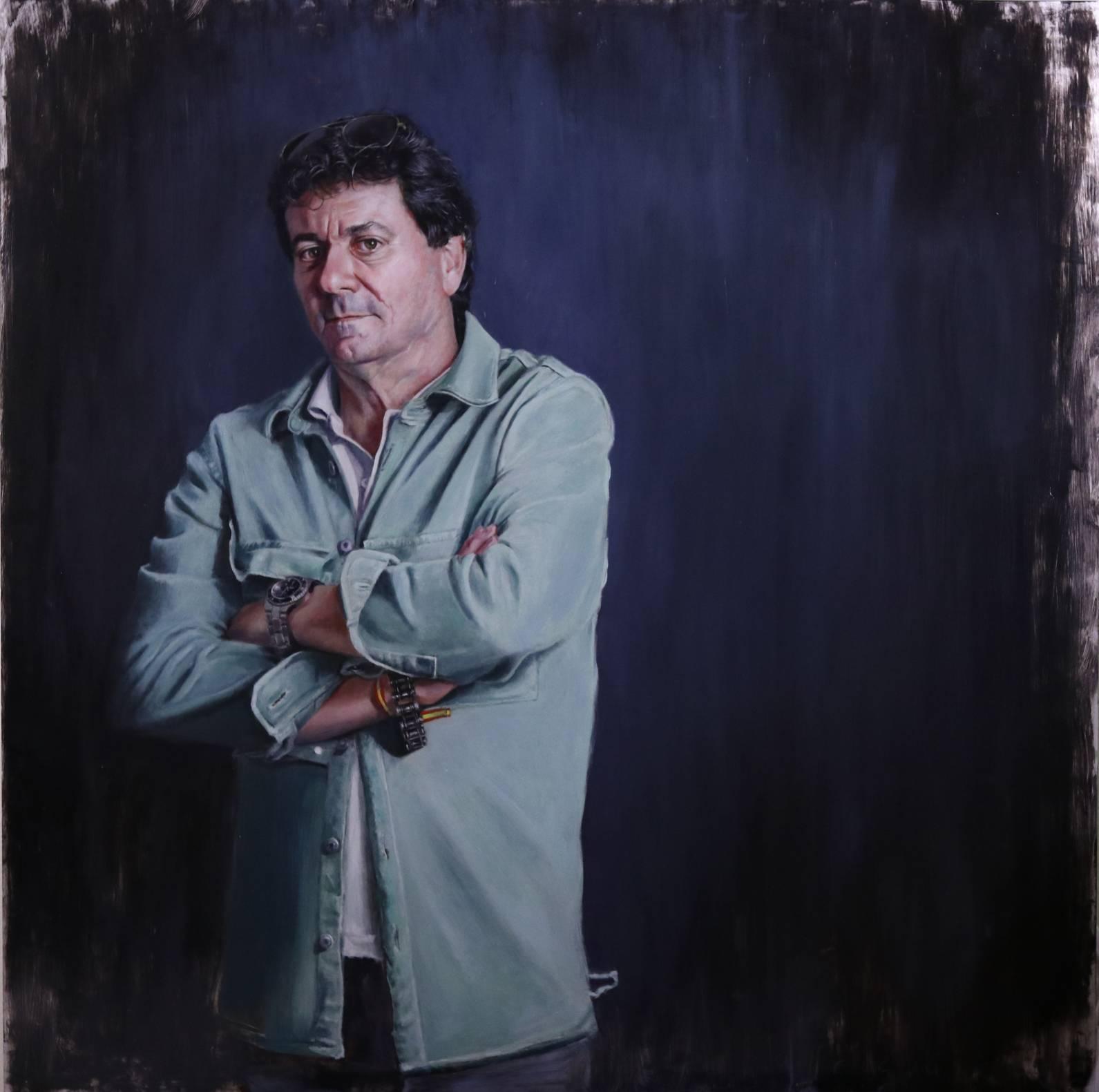 Francis Plata (2019) - Aurelio Argüez García - Yeyo Argüez