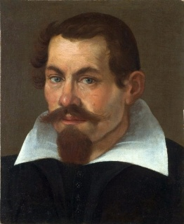 Carracci Selfportrait