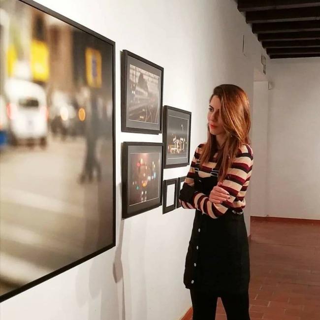 Exposición Individual Fundación Gala