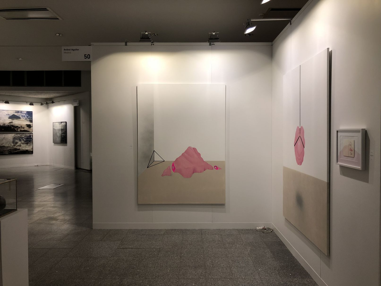 Sideshow series (2018) - Aníbal Aguilar
