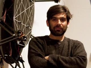 Enrique Rivera. Cortesía Media Art Data Base (MADB)