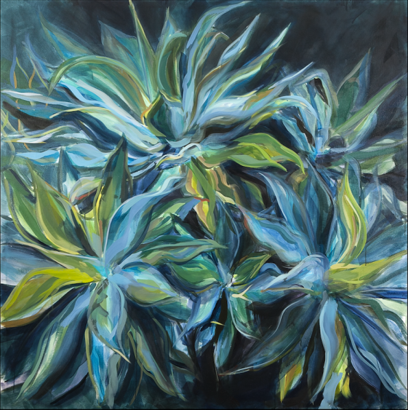 Blue Agave (2015) - Marcos Terol Soames