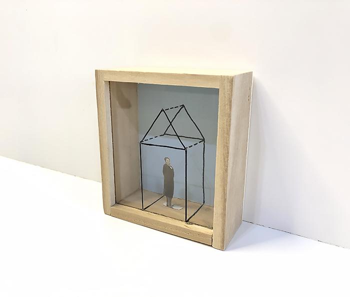 Caja para un confinamiento 01 (2020) - Marisa Maestre