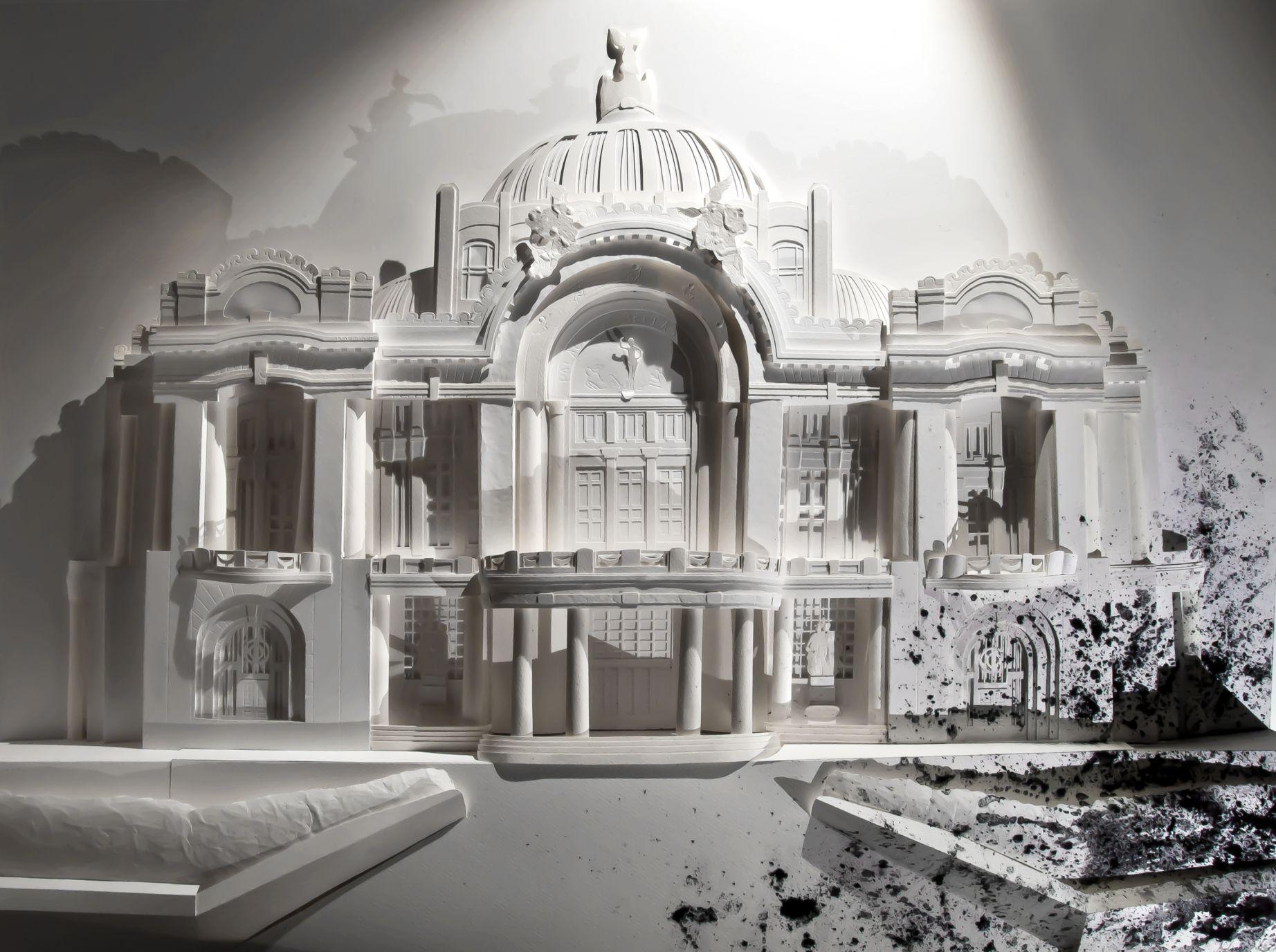 Palacio de Bellas Artes (2017) - Nolvenn Le Goff