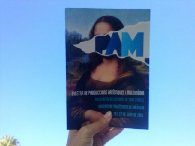 catálogo PAM