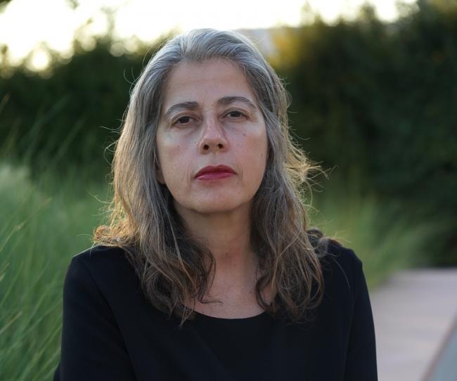 Leonor Antunes. Photo: Nick Ash. Cortesía del Museum Haus Konstruktiv