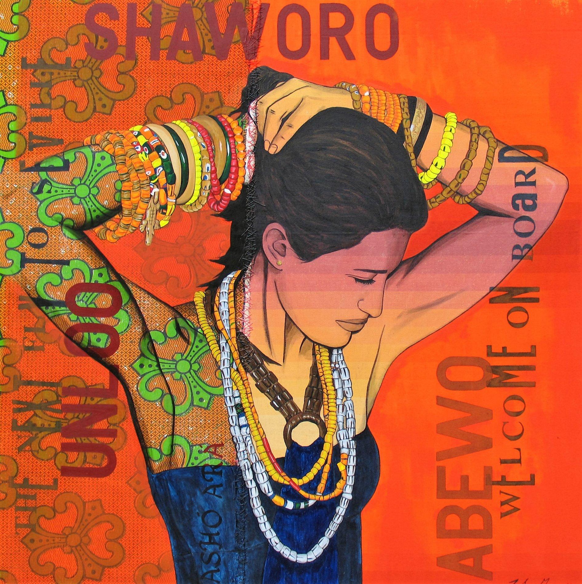 SHAWORO (2012) - Julia Marqués Meyer