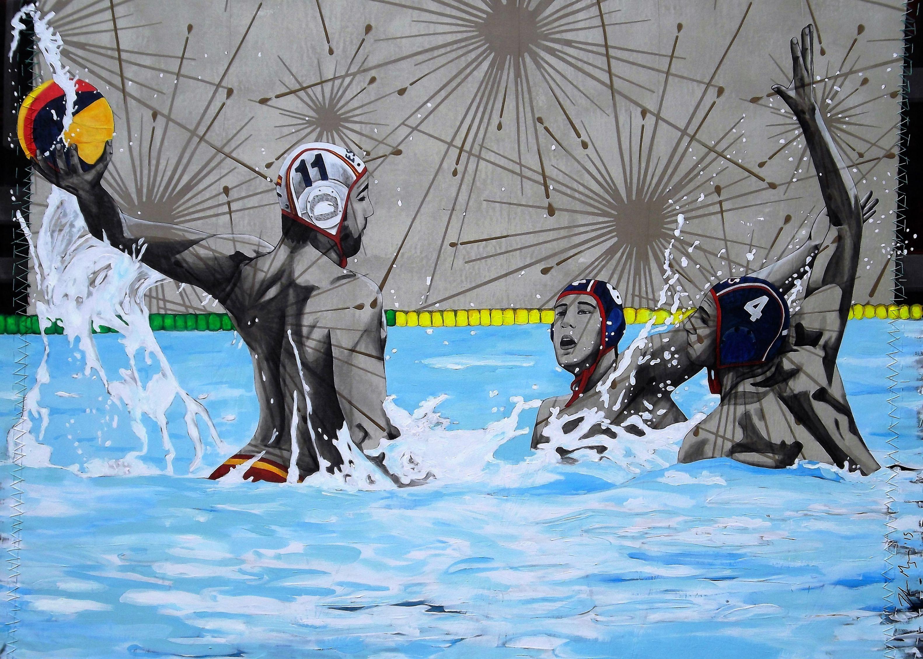 WATERPOLO SKIN (2015) - Julia Marqués Meyer