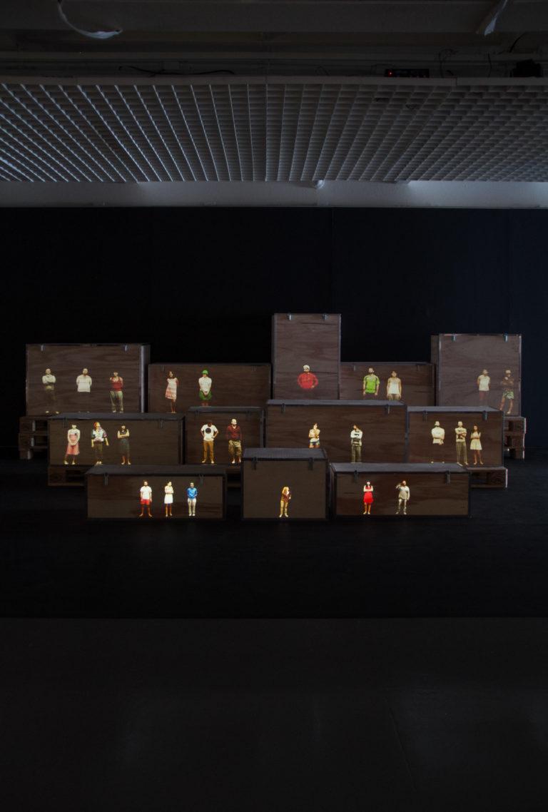 LITTLE BOXES (2012) - Begoña Martínez Santiago
