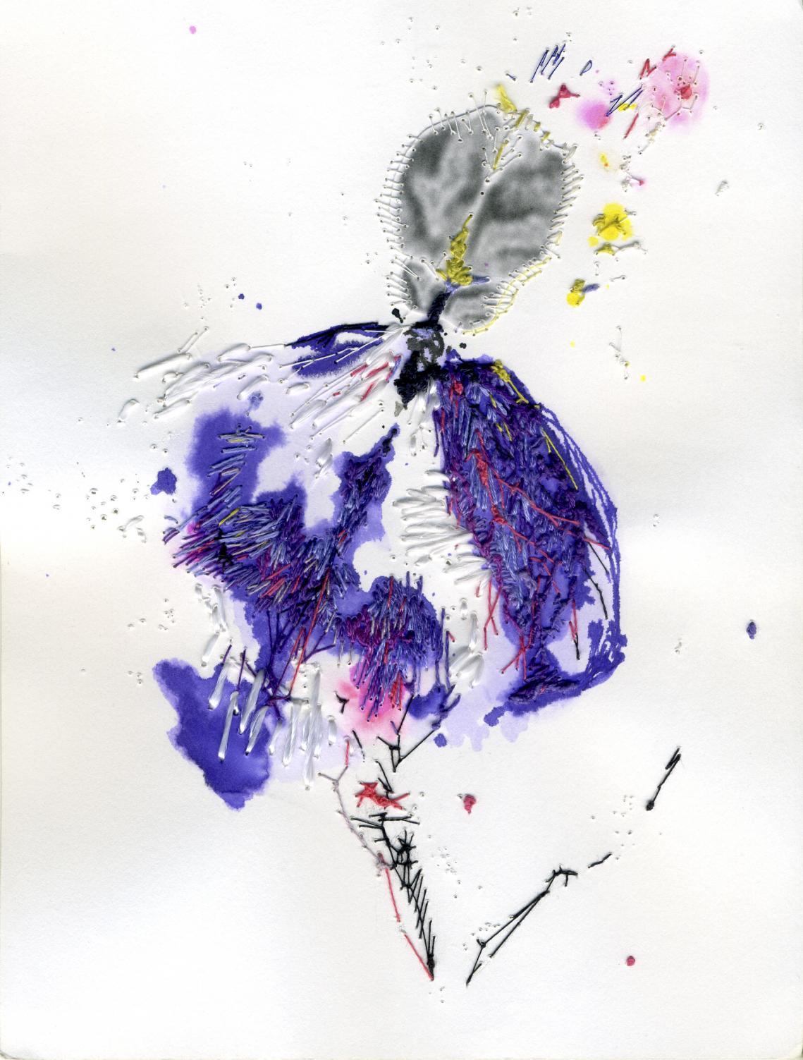 Lirios (I) (2020) - Bárbara G. F. Muriel