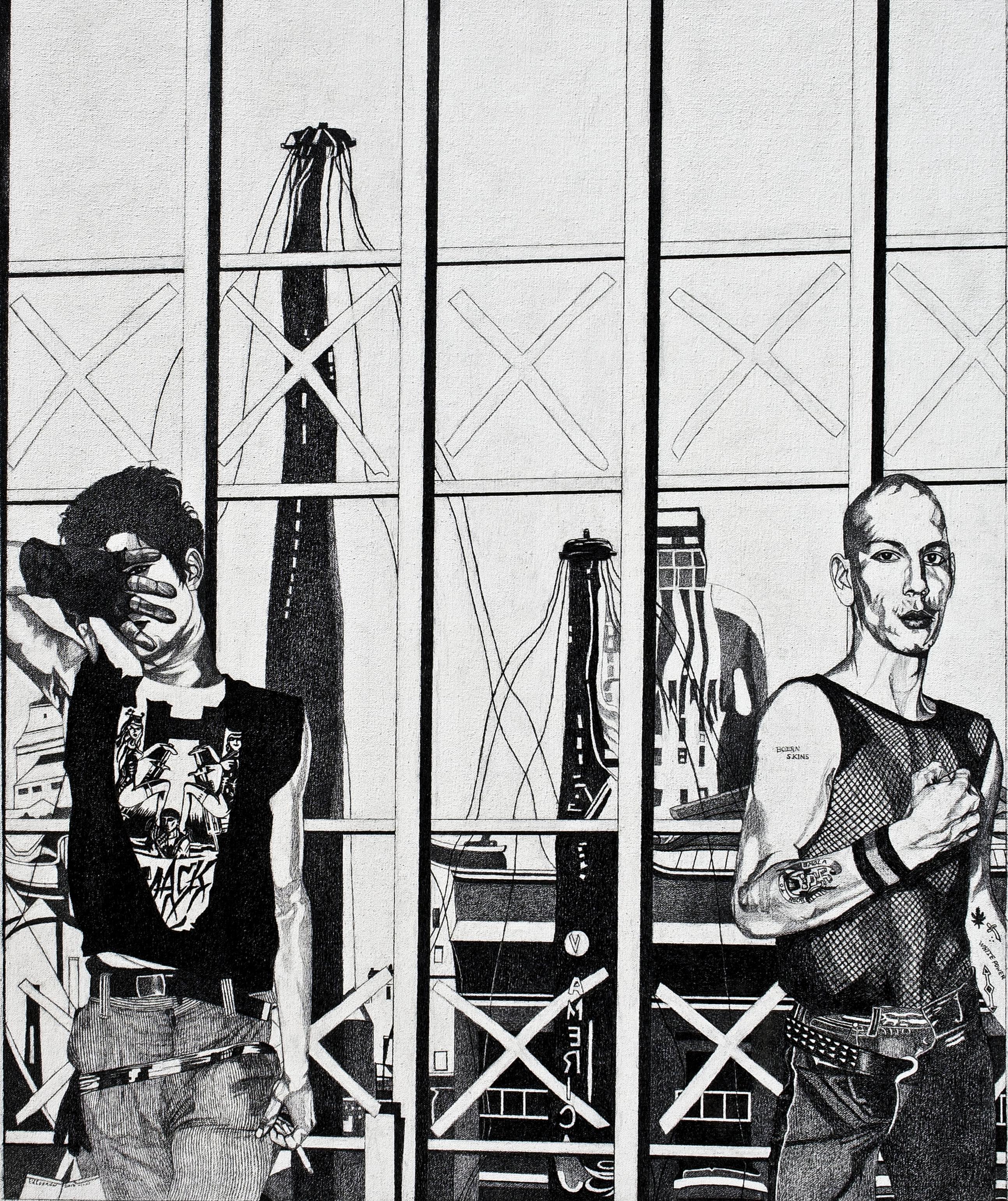 La ventana (2017) - Tito Calderón