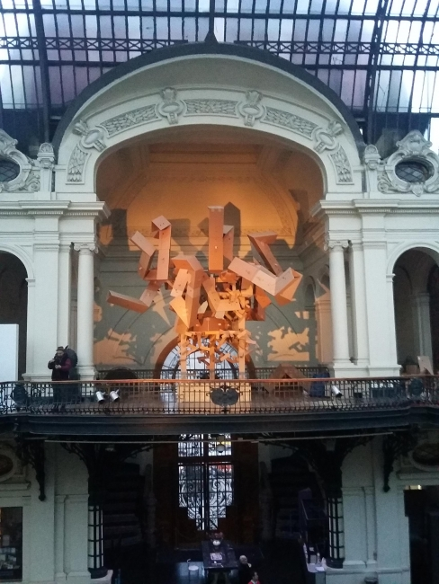 Plexus social, proyecto interconectados, Museo Nacional de Bellas Artes, Chile, 2016