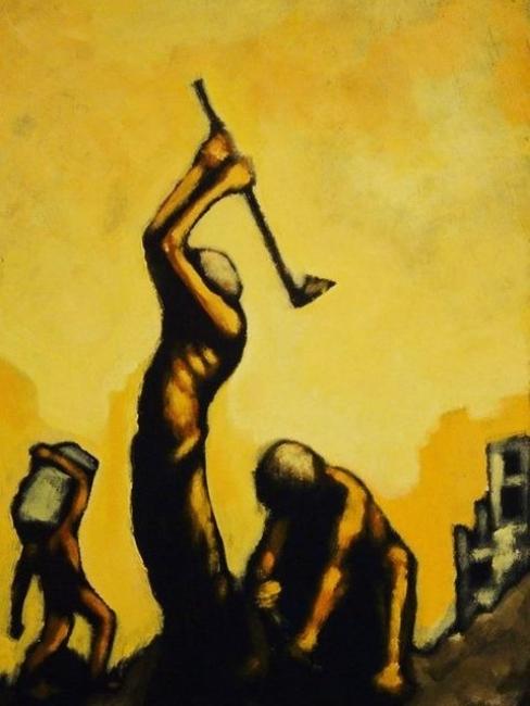 Los Esclavos