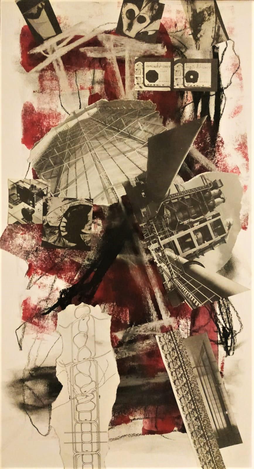 Collage II (2018) - Ivan Parra - ASKE