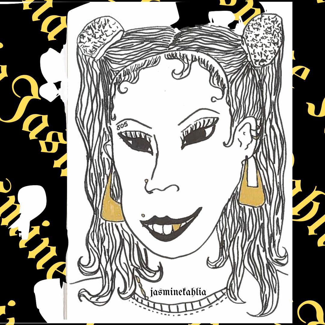 305 (2021) - Jasmine Kahlia