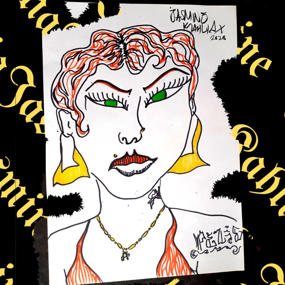 Peligrosa (2021) - Jasmine Kahlia