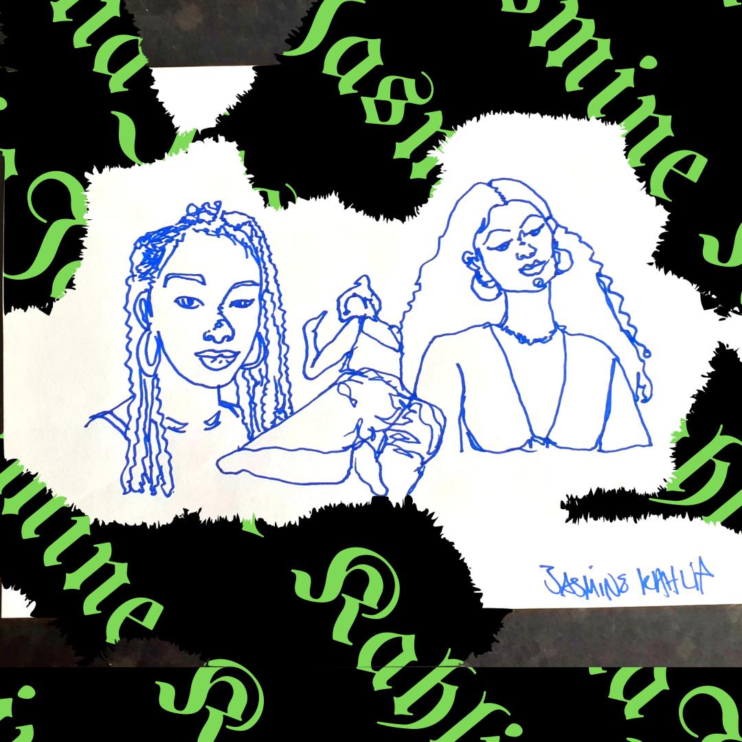 Soñando en el Perreo durante Cuarentena (2021) - Jasmine Kahlia