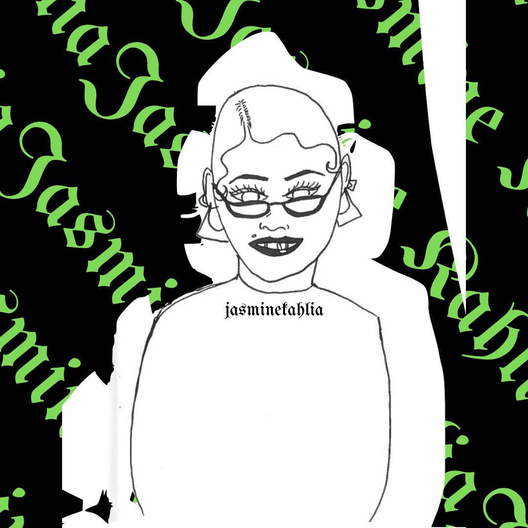 Slick chica (2021) - Jasmine Kahlia
