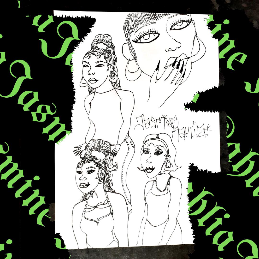 Dont chat 2 my Sibs (2021) - Jasmine Kahlia