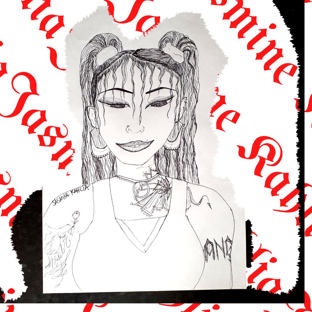 Angel (2021) - Jasmine Kahlia