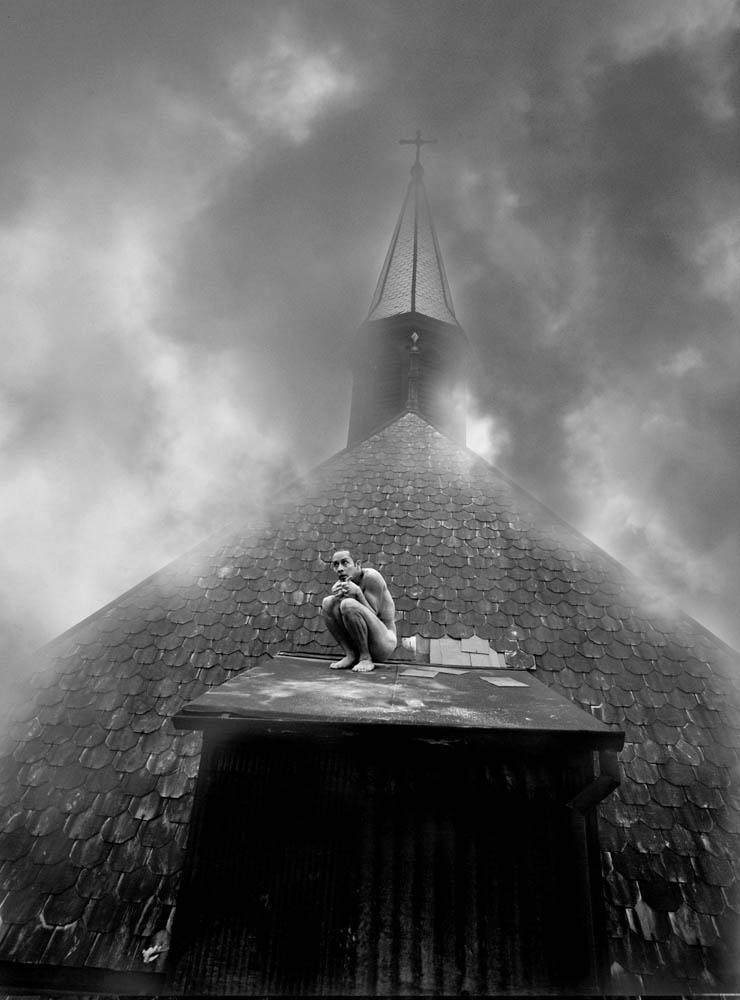 el poder de las instituciones a oscurecido nuestros cielos espirituales (2000) - Mario Vivado Portales