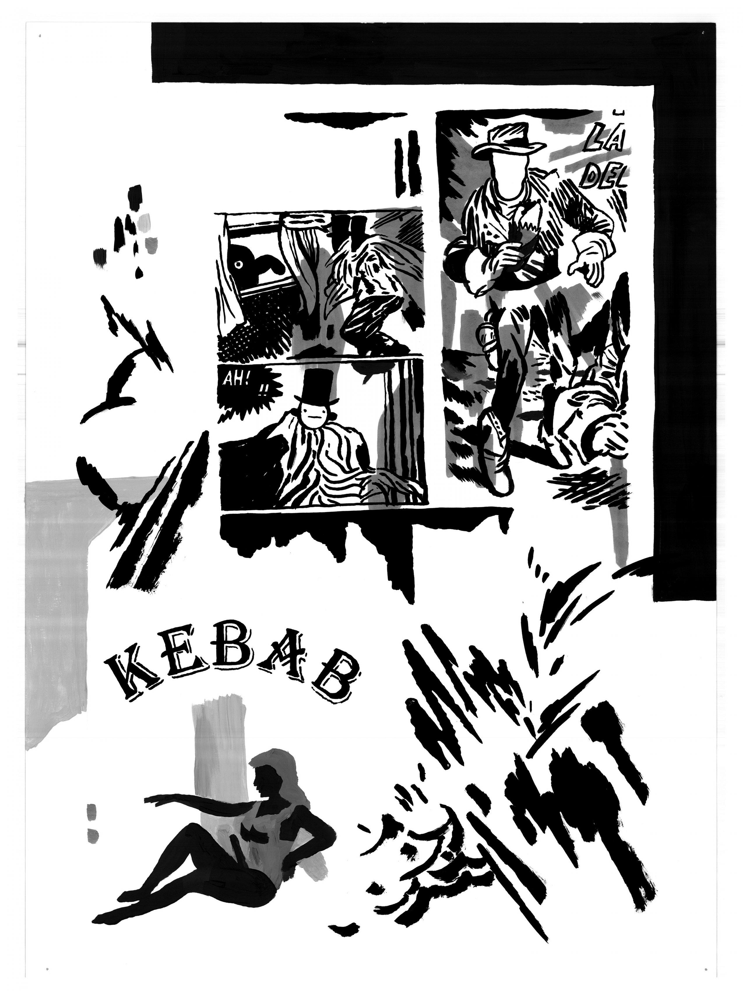 KEBAB (2016) - Martín López Lam
