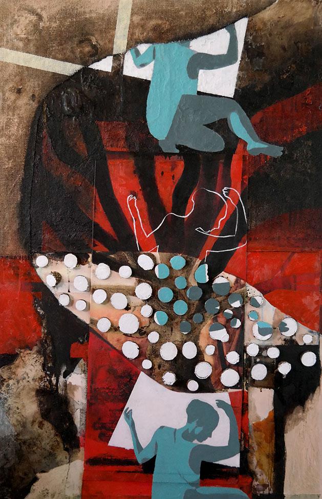 Maya (2019) - Luis Bujalance