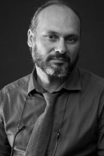 Isidro Hernández Gutiérrez. Fotografía de Lucas Pintos Koppel, 2018.