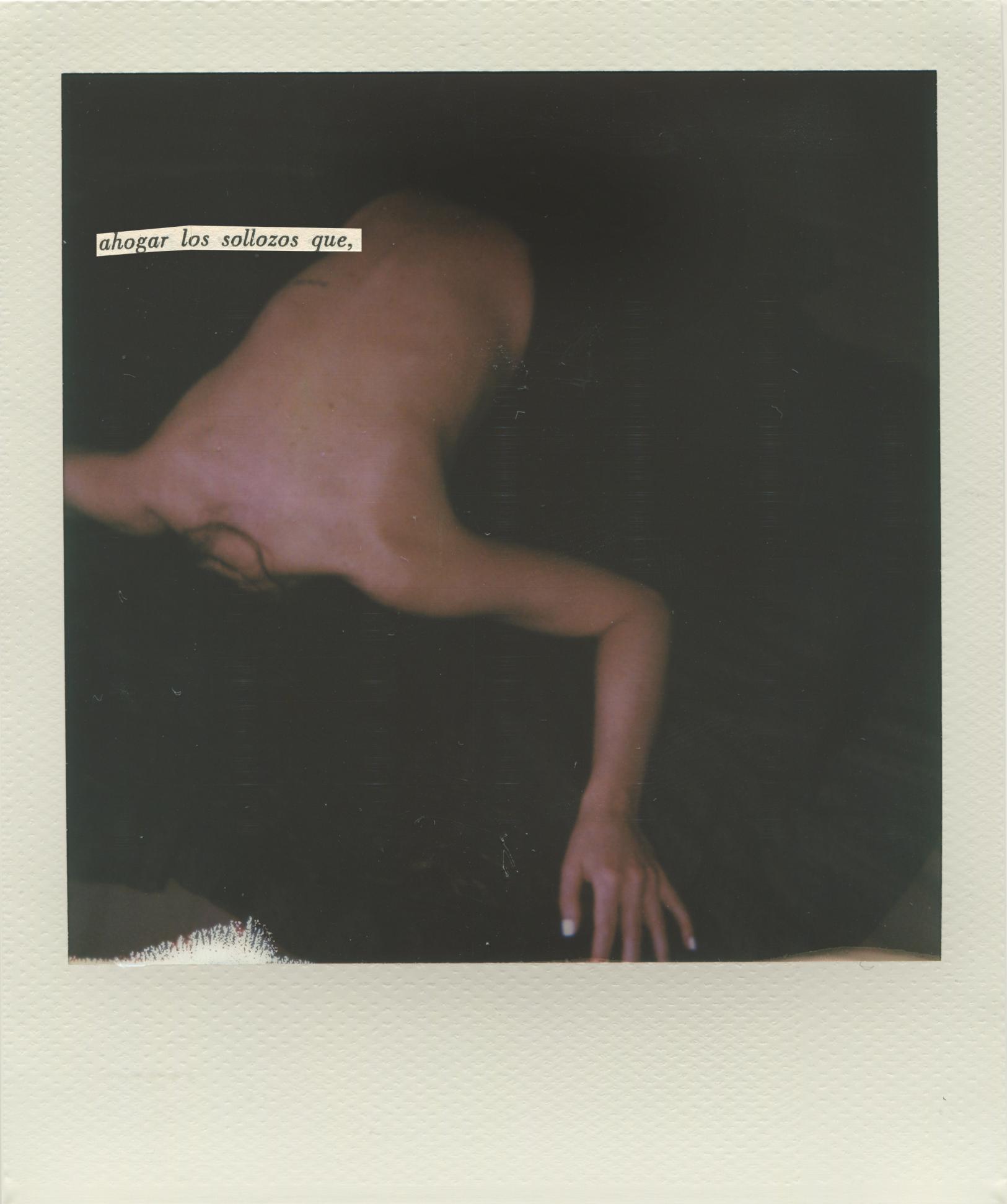 ahogar los sollozos (2020) - Natalia Romay