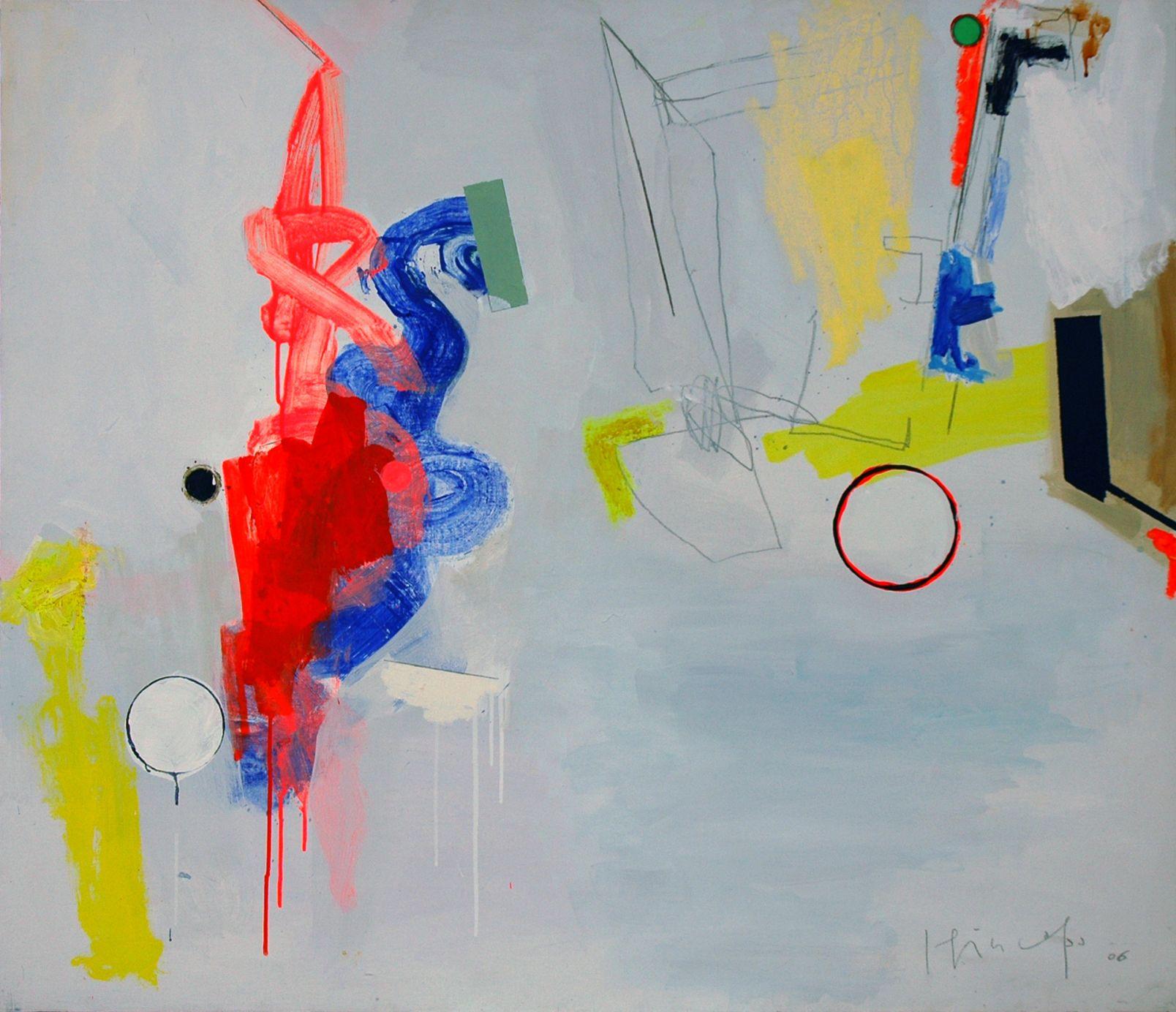 Naranja sobre azul (2006) - Joaquin Capa