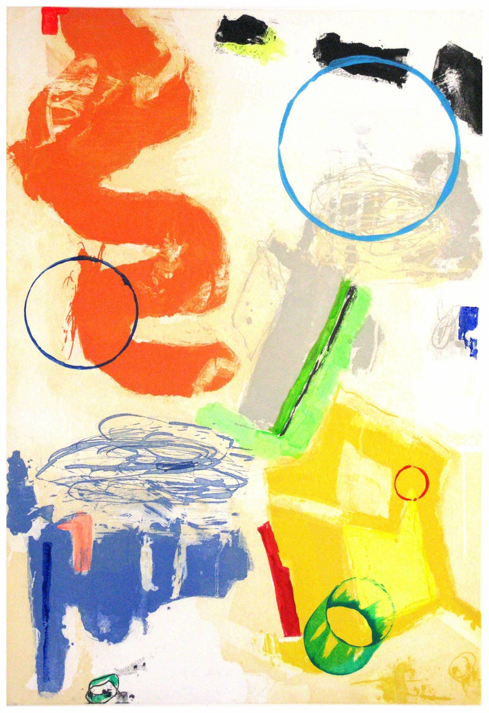 """""""Circulos"""" color (2015) - Joaquin Capa"""