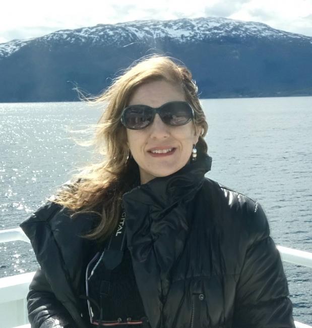 Teresa Charlín. Viaje a los fiordos noruegos