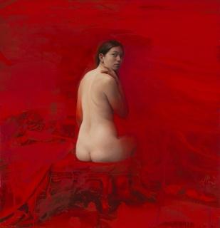 Odette. Red Studio series