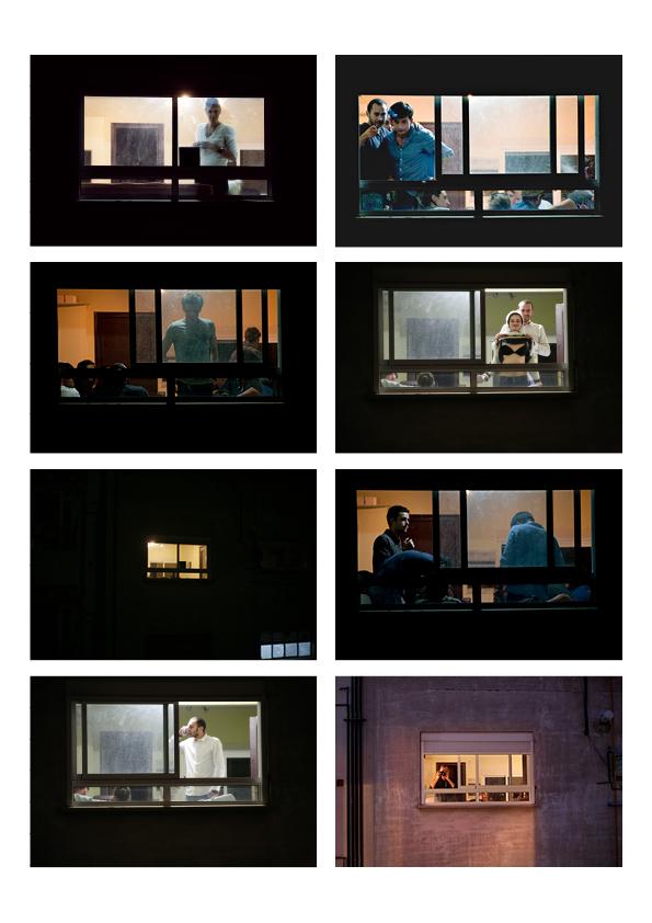 Los vecinos del frente (2013) - Estela Sanchis