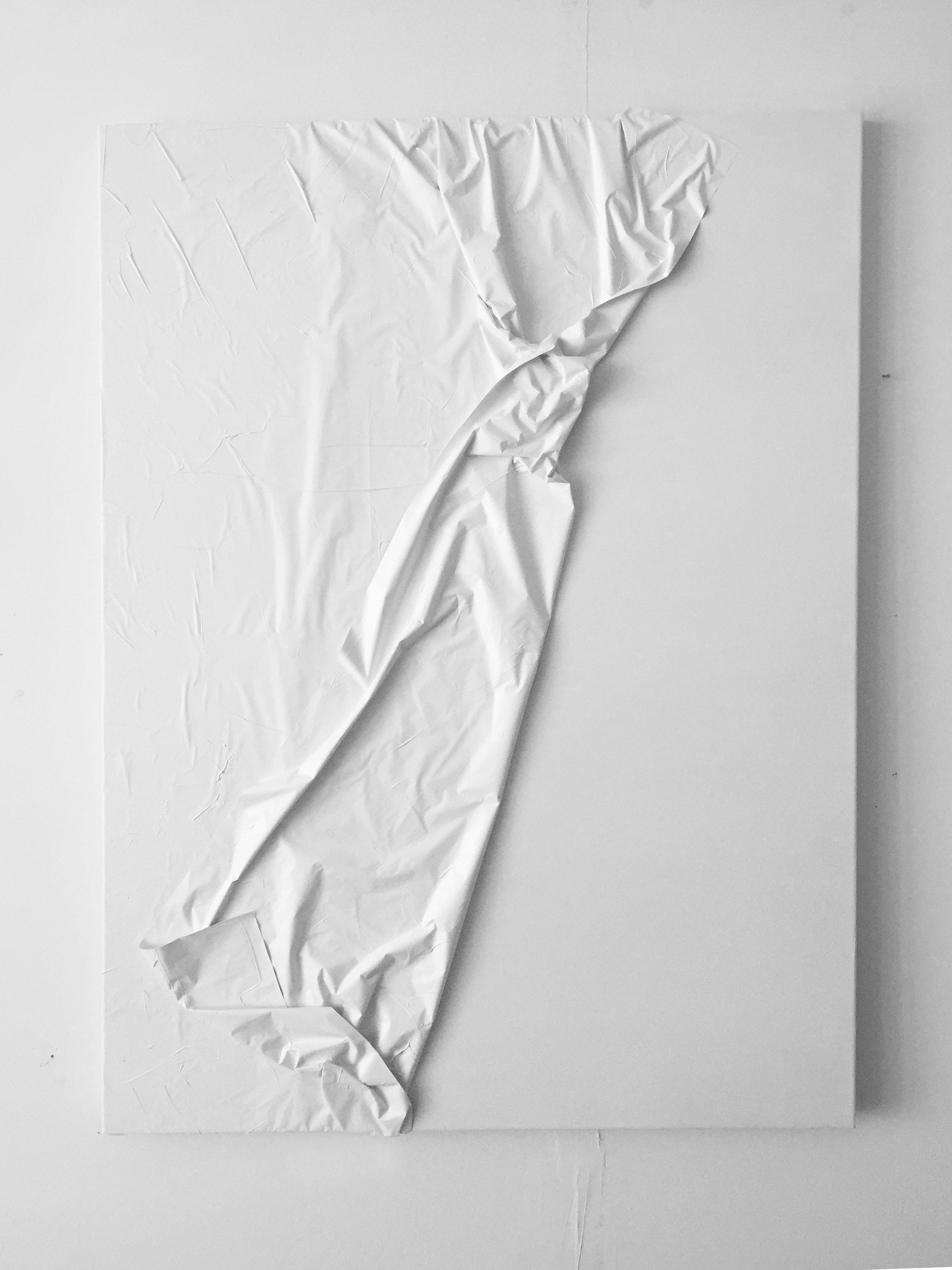 74' 11'' PW6 (Xii) AA Prueba de Leucofobia: Blanco sobre Blanco (2018) - Alberto Gil Cásedas