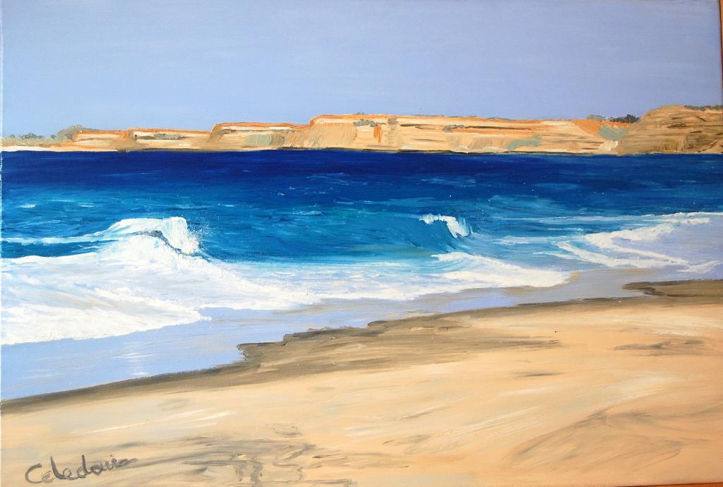 Playa (2001) - Celedonia Ramón Muro