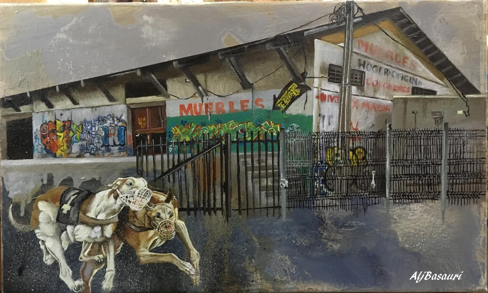 Bodega Estación, Teno (2018) - Alejandra Basauri Bustamante